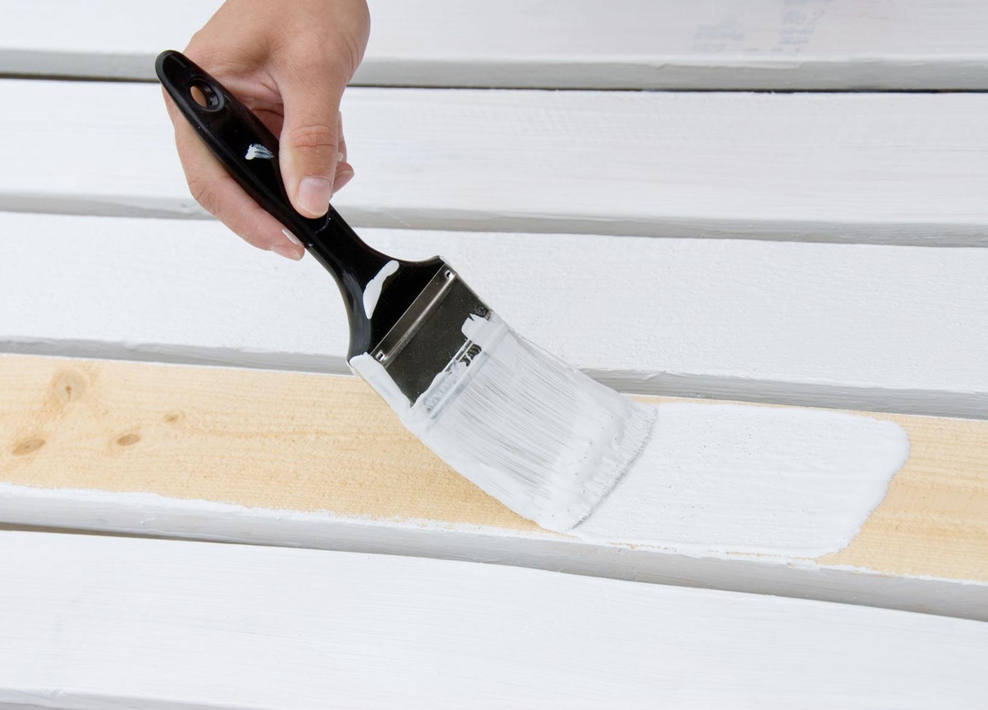 Pittura a Pennello e a Rullo con Suberite