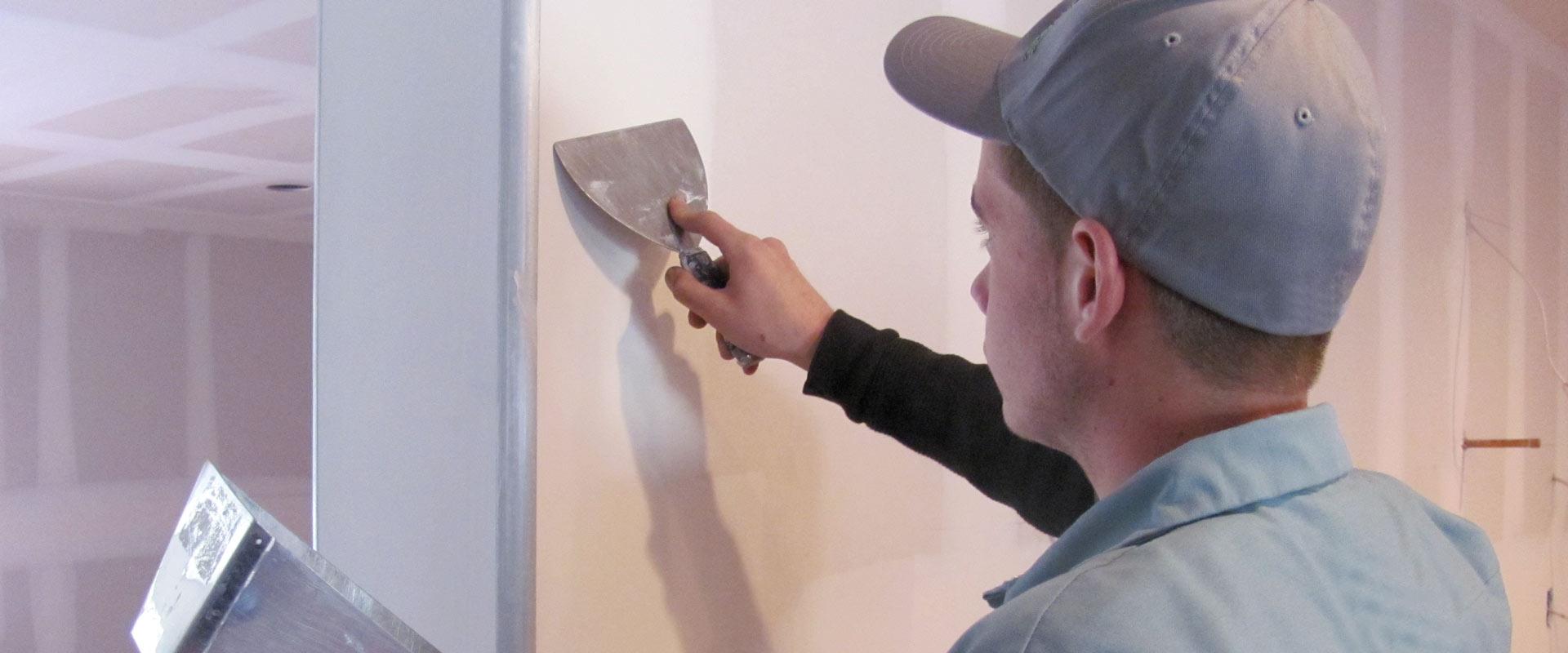 Imbiancatura pareti - preparazione pareti