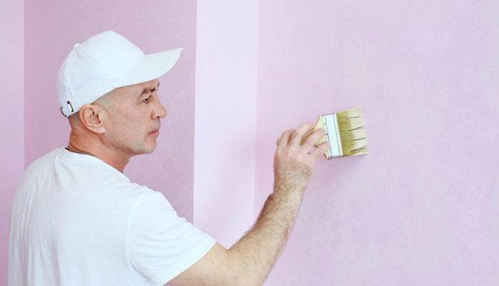 imbiancatura pareti
